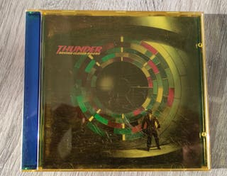 THUNDER - BEHIND CLOSED DOORS CD