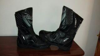 Botas de moto t43