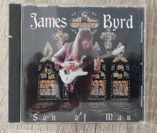 JAMES BYRD - Son Of Man CD