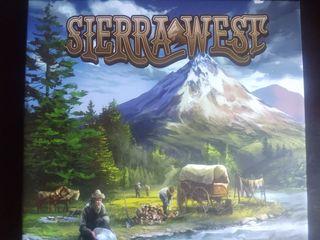 Sierra West - Juego