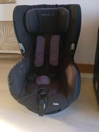Silla auto bebé confort Axiss giratoria