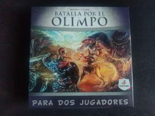 Batalla por el Olimpo - Juego
