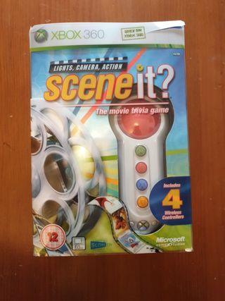 Scene it Xbox 360