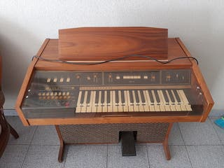 Órgano electrónico Hammond