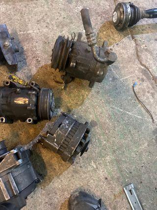 Alternador compresor aire bmw e30