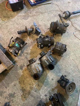 Compresores y alternador bmw e36 e34 e30