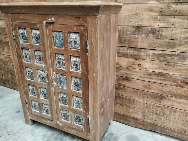 Mueble aparador antiguo buda