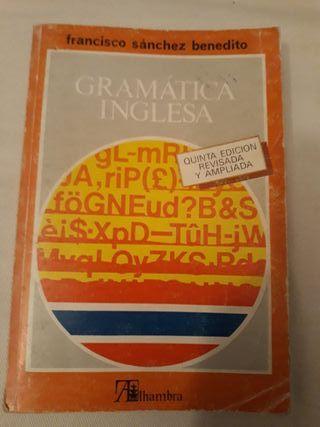 Gramática Inglesa.