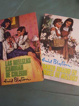 Novelas (2) Enid Blyton
