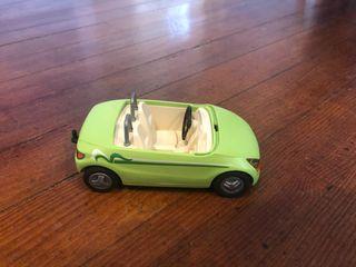 Côche descapotable playmobil
