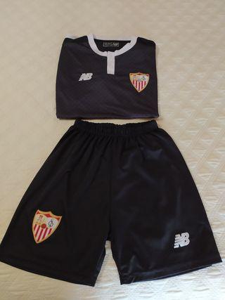 Equipación Sevilla FC