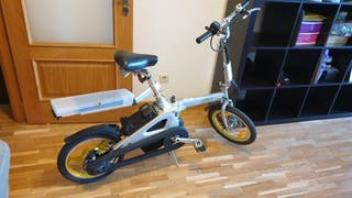 Bicicleta eletrica pleglabe eBike MX Onda