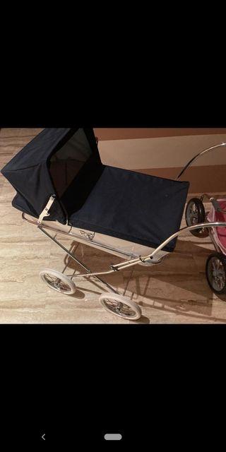 carrito de paseo para niñas