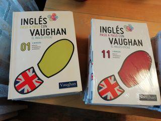 Libros de inglés Vaughan