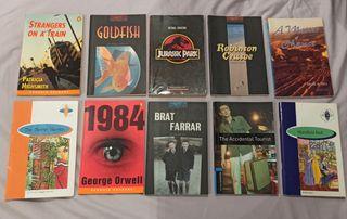 Libros lectura inglés
