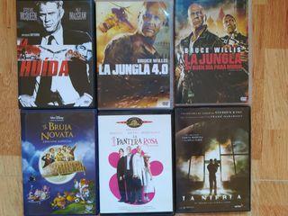 Peliculas DVDs Originales LA THE LOS LA LE LAS