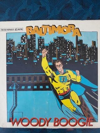 vinilo Baltimora electrónica italodisco años 80
