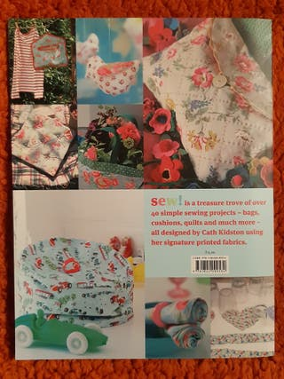 """Sew!"" Cath Kidston designs sewing projects"