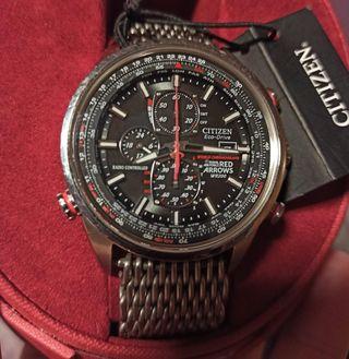 Reloj Citizen Red Arrows AT8060-09E