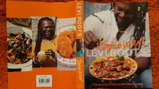 """Levi Roots """"Spice it Up!"""" Cook book"""