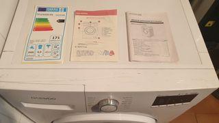 lavadora Nueva Daewoo