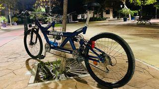 Bicicleta tándem 2 plazas aluminio nueva!