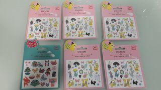 stickers pegatinas Djeco
