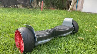Hoverboard Evercroos 8,5 con asiento kart Hboy