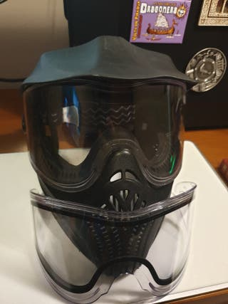 Mascara + Lente Paintball
