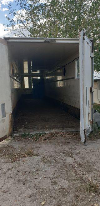 CASETA OBRA.CAMION FRIGORIFICO .PEÑA