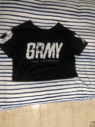 Camiseta grimey