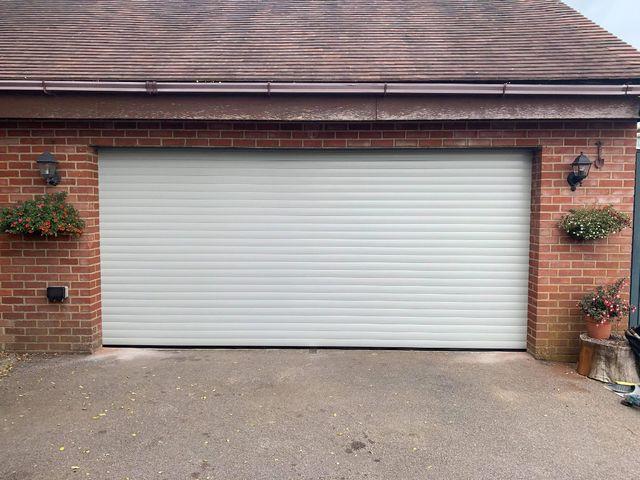 Electric Garage Shutter
