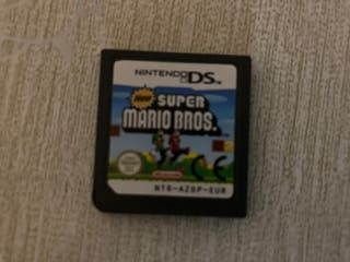 Videojuego New Super Mario Bros para Nintendo DS