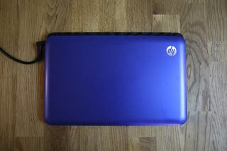 Mini ordenador HP como un rayo