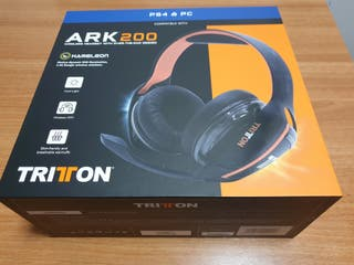 auriculares tritton ark 200 RGB wireless ps4-pc