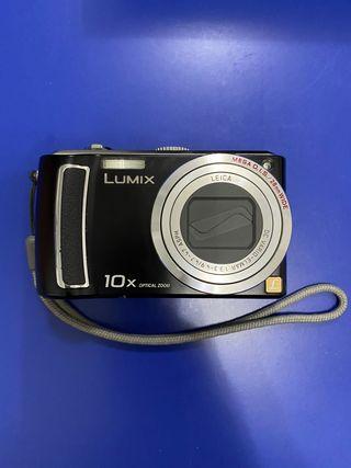 Camara Panasonic TZ5. Leica. ZoomX10