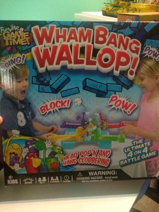 Juego de mesa Wham Bang Wallop!