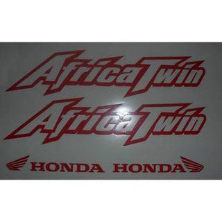 kit de juego de pegatinas para moto africa twin