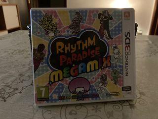 Rhythm Paradise Megamix para Nintendo 3DS