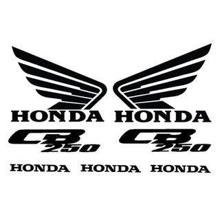 lamina de juego cb250 honda casco para moto