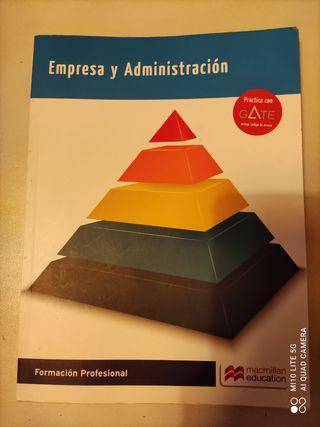Libro de Empresa y Administración