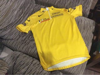 Maillot amarillo Tour de France