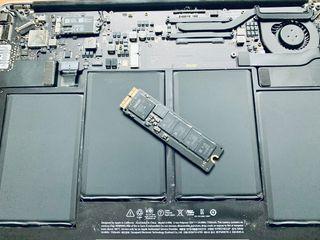 Disco duro sólido interno SSD 128 Gb para mac