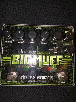 Big Muff PI Deluxe