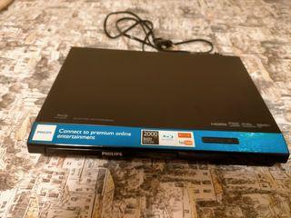 Reproductor de DVD y Blu-ray Philips