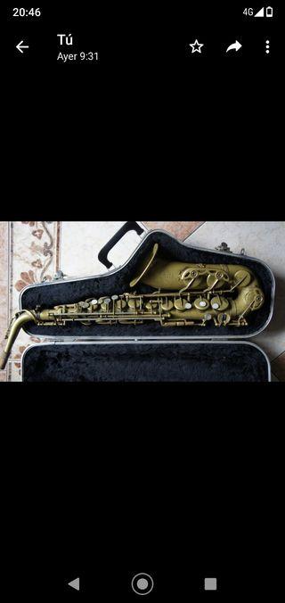 saxofón alto selmer Mark VI