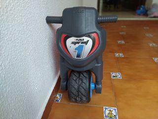 Correpasillos Moto Feber