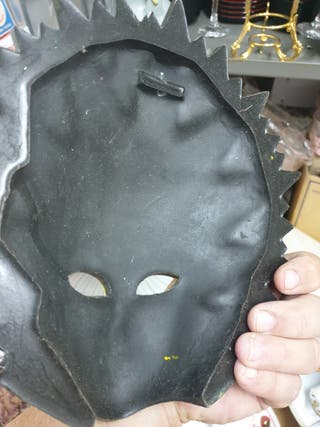 mascara carnavalesca