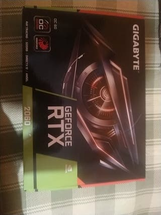gigabyte GeForce rtx 2060 oc 6gb gddr6