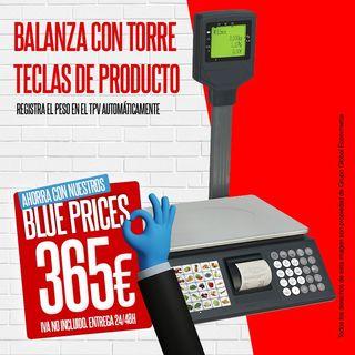 Balanzas para supermercado con conexión a tpv